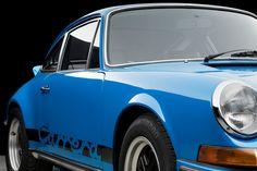 Porsche 911 Carrera RS 2.7 1973 Porsche 911, Porsche 911 Turbo, Porsche Classic, Classic Cars, 911 Turbo S, Vintage Porsche, Nyc Subway, Porsche Carrera, Smart Car