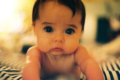 22 Chubbiest Cheeks Of All Time, This may be the cutest baby I've ever seen