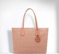 Dior Rosato Canvas Dior Panarea Bag