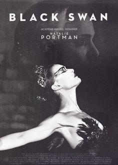 another remake of the Black Swan poster
