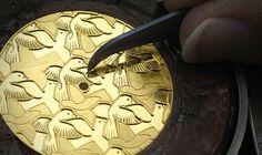 Ein Hersteller für Luxus-Uhren hat sich der Tessellation bedient