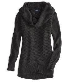 I like dolman and cowl neck sweaters like this one...Preferably in a soft non itchy material.