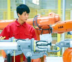 Robotique industrielle : La Chine s'éveille