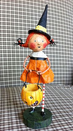 Lori Mitchell Perfect Pixie Witch Trick or Treater