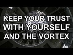(212) Abraham Hicks - Keep Your Trust With Yourself And The Vortex - YouTube