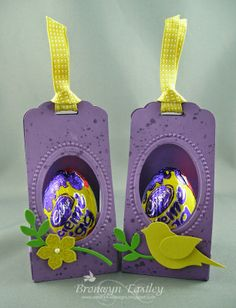 Easter Egg Throne Box