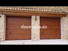 puertas garaje seccionales