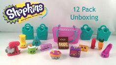 SHOPKINS Season 3 12 Pack with Ultra Rare and Rares
