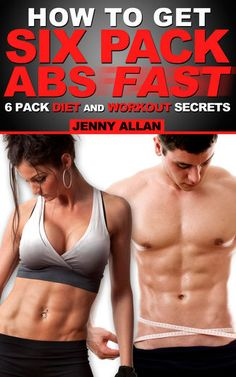 How To Get Six Pack Abs: 6 Pack Diet and Workout Secrets - Jenny...: How To Get Six Pack Abs: 6 Pack Diet and Workout… #HealthampFitness