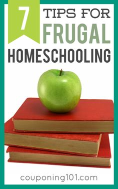These 7 practical tips for frugal homeschooling will give you ideas for how to homeschool your child inexpensively, or even for free!