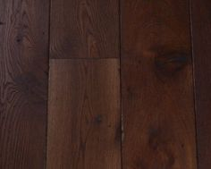 Dark oak floors