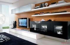 Salotto soggiorno moderno White