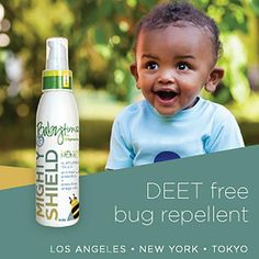 Mighty Shield Bug Lotion (3.4 oz) by episencial