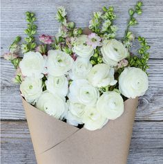 DIY Wedding Flowers from The Bouqs Co.