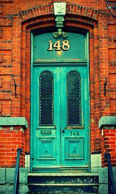 Beautiful Doors in The City