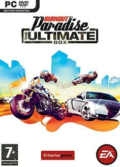 Burnout Paradise Ultimate Box - PC - NEUF