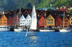Bergen, Holland
