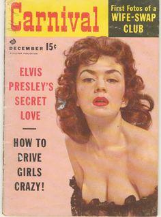 Carnival Magazine 'Elvis Presley's Secret Love'