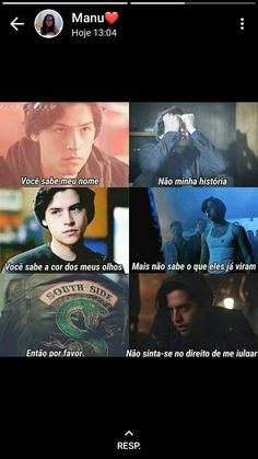 Me identifico d+ com o jug Betty And Jughead, Riverdale Memes, Dylan Sprouse, Sad Girl, Best Series, Pretty Little Liars, Best Shows Ever, Greys Anatomy, Teen Wolf