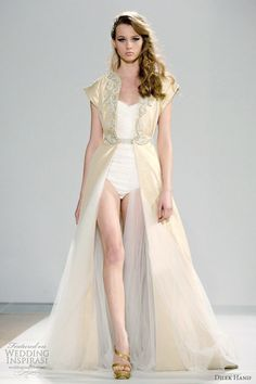 3dfcd269632 Dilek Hanif Spring 2012 Couture