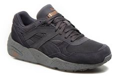 Puma R698 Winterized (Gris) - Baskets chez Sarenza (232816)