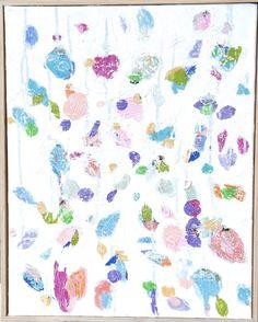 Frame Sizes, Floating Frame, Flourish, Natural Wood, Wrapped Canvas, 21st, Map, Nature, Medium