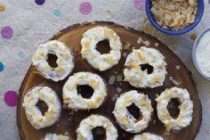 Tres Leches Cake Doughnuts