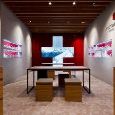 Victorinox Flagship Store, Dusseldorf (Germany) | A.R.E. Design Award