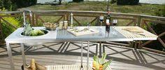 Aduro - dansk design Outdoor Tables, Outdoor Decor, Outdoor Furniture, Home Decor, Garden Furniture Outlet, Homemade Home Decor, Decoration Home, Lawn Furniture, Garden Furniture