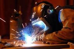Basic Welding -- : 8 Steps - Instructables Welding Classes, Welding Jobs, Diy Welding, Welding Table, Metal Welding, Welding Crafts, Welding Ideas, Welding Aluminum, Welding Certification
