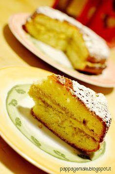La mitica, storica, intramontabile torta dei 13 cucchiai con crema al caffè della mia nonna!
