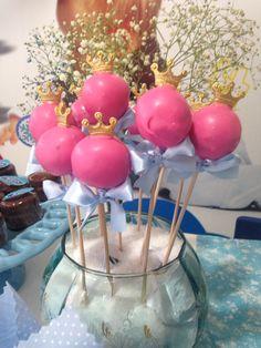 Cakepop princesa