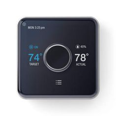 Warm up a little with the beautifully designed Hive Active Thermostat.