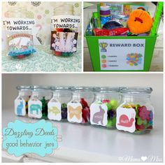 positive reinforcement kids reward ideas