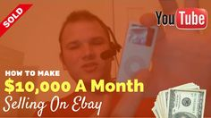 How To Make $10,000 Per Month Selling On Ebay With RockstarFlipper - WATCH VIDEO here -> http://makeextramoneyonline.org/how-to-make-10000-per-month-selling-on-ebay-with-rockstarflipper/ -    FREE BOOK – 100 AMAZING ITEMS TO RESELL ►  In today's video Steve interviews Casey, who's otherwise known as RockstarFlipper on YouTube about how he sells $10 – $12,000 per month as a high volume eBay seller. When it comes to selling on eBay there are many route