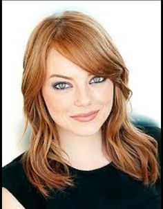 Emma Stone!  She is precious!  And halarious!