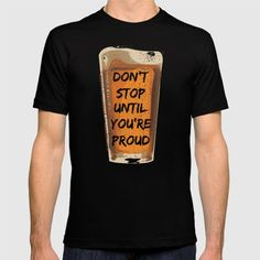 """Another """"Drink responsively"""" Ad... I think. @society6"""