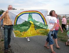wizard of oz relay for life theme - Google Search
