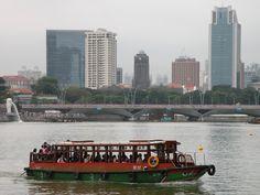 #Singapore #Boat