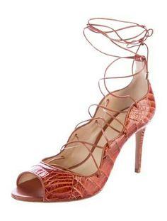 3905de68be7e Coach Heel Sandal With Prairie Rivets  affiliatelink  Platformhighheels