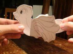Hattifant's Little Paper Bird