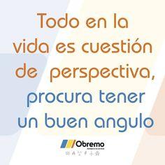 Todo en la vida es cuestión de perspectiva, procura tener un buen angulo. #frasedelasemana #obremo Ten, Instagram Posts, Quotes, Finding Nemo, Perspective, Motivational Quotes, Life, Quotations, Quote