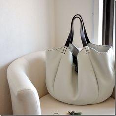 Uma bolsa linda e muito inspiradora!