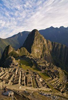 Machu Picchu in Peru   Stunning Places #Places