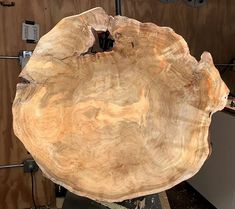 Mesquite Burl | Artistic Wood Bowls by Lou Pignolet, from Lake Superior Wood and Burls