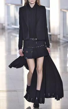Anthony Vaccarello Fall/Winter 2015 Trunkshow Look 7 on Moda Operandi