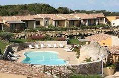 Appartementen: Residence Punta Falcone Sardinië (Santa Teresa Gallura, Olbia Tempio) - Reisbureau EVA-Sardinia.com