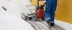 5 Reasons You Must Hire a Professional for Snow Removal   In some parts of the country the blanketing of snowy white becomes unwelcome when it falls on an almost daily basis. Though snow may be a beauty to behold it can also be dangerous and lead to injuries and even death. Instead of getting out the old shovel and carrying out back-breaking work to clear your lot why not hire the professionals for snow removal ellicott city.1. Snow removal professionals have the right equipment for removing…