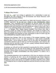 8 Letters Ideas Lettering Motivational Letter Scholarships Application
