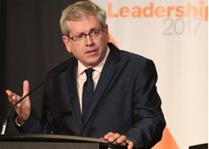 Charlie Angus - NDP leadership candidate for 2017.